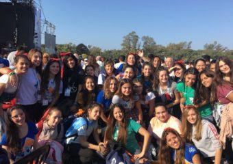 El MJS en el 2º Encuentro Nacional de Jóvenes (Rosario)