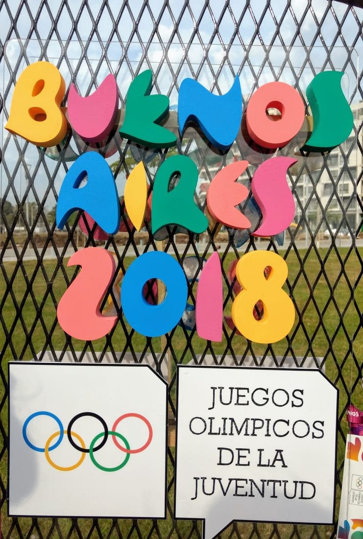 Nivel Secundario Visita A La Villa Olimpica Instituto Maria