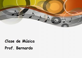 nivel inicial: Encuentro virtual de música con el profe Bernardo, sala de 4 turno tarde