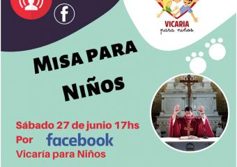 NIvel Primario: Misa para los niños