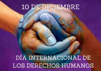 nivel inicial: 10 de diciembre día de los Derechos humanos