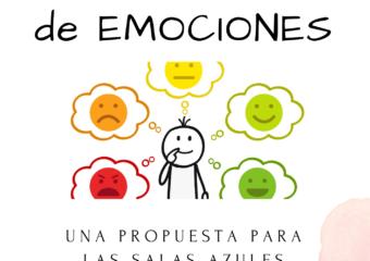 nivel inicial: memotest de emociones, propuesta de sala de 5
