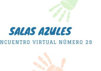 nivel inicial: 29° encuentro virtual de sala de 5, ambos turnos
