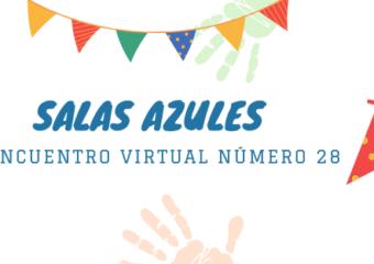 nivel inicial: 28° encuentro virtual de sala de 5 ambos turnos