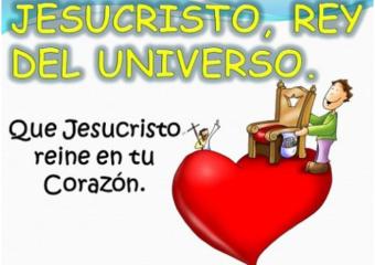 Nivel Primario: Jesucristo Rey del Universo
