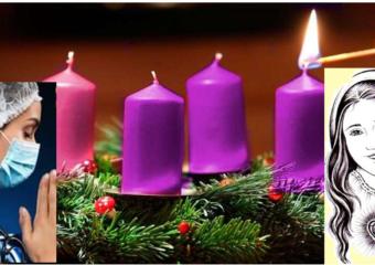 Nivel primario: Oración comienzo de Diciembre