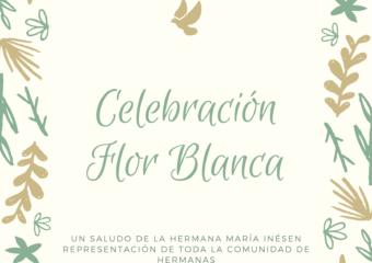nivel inicial: Un mensaje en la celebración de la Flor Blanca