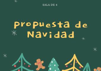 nivel inicial: Navidad, Nacimiento de Jesús