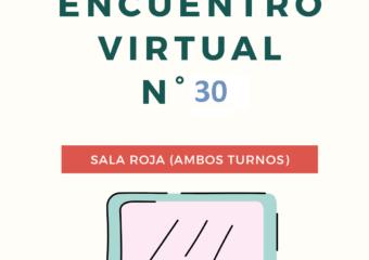nivel inicial:30° encuentro virtual de sala de 4 ambos turnos