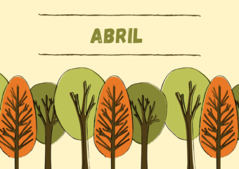 Nivel Inicial: Cartelera de efemérides de Abril