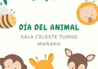 """Nivel Inicial: 29 de Abril """"Día del Animal"""""""