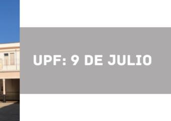 UPF: 9 DE JULIO