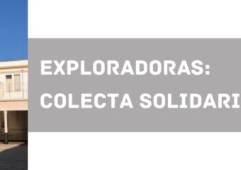 CAMPAÑA SOLIDARIA – ESCUADRA 3