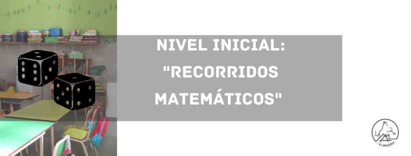 """Nivel Inicial: """"Recorridos Matemáticos"""""""