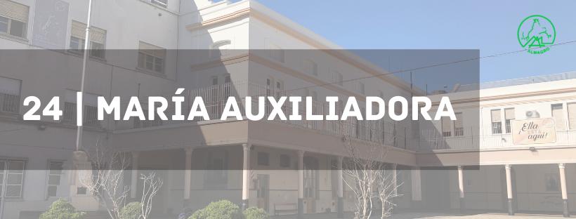 Santoral: María Auxiliadora